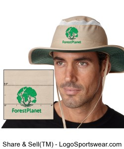 Outback Hat Design Zoom